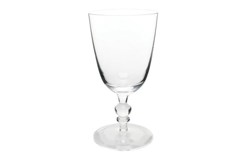 Willow Wine Glass in Clear
