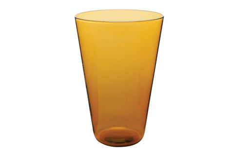 Eau Minerale Large Glass in Amber