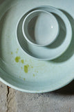 Gerona Medium Nesting Bowl in Green - Set of 2