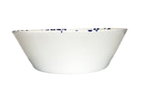 Gerona Straight Side Bowl - Large - Splatter
