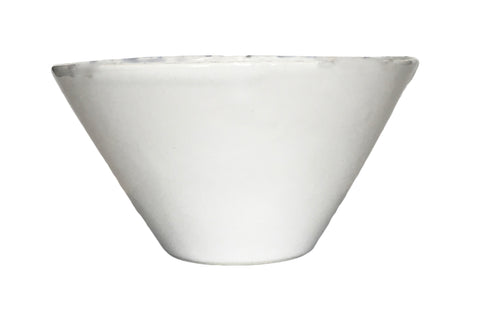 Gerona Straight Side Bowl - Small - White