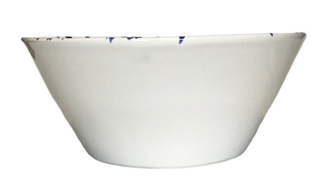 Gerona Straight Side Bowl - Medium - Splatter - Set of 2