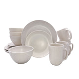 Salamanca 16-piece place setting - White