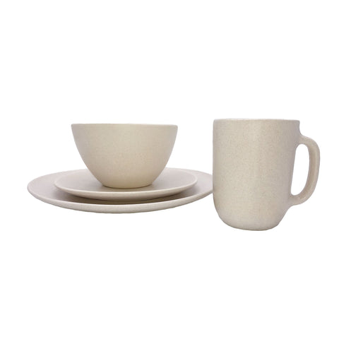 Salamanca 4-piece place setting - White