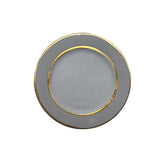 La Vienne Salad Plate in Grey - Set of 4