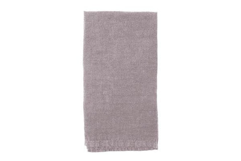 Vilnius Linen Napkin in Fog - Set of 4
