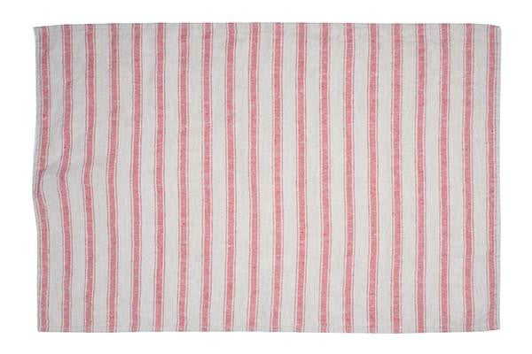 Kartena Tea Towel in Red