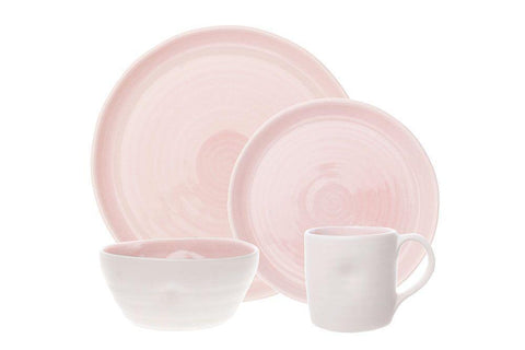 Pinch 4-piece place setting - Pink