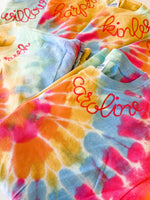 Personalized Tie Dye Shirt