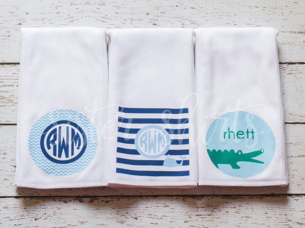 Burp Cloth Bundle