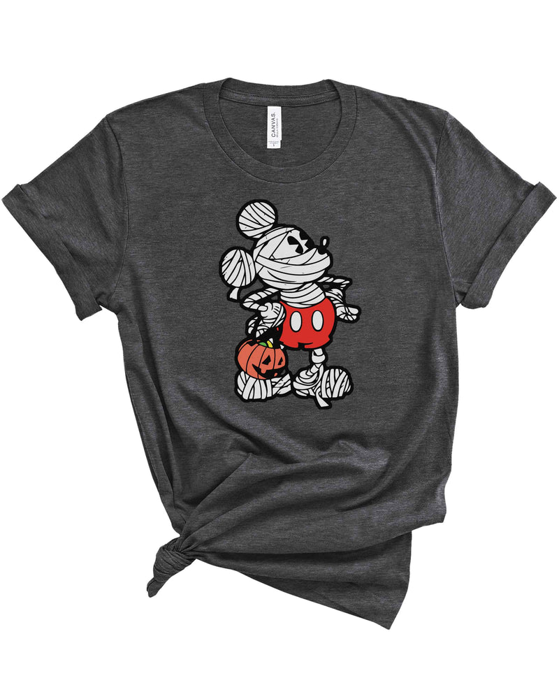 Mummy Mickey Inspired Tee | Adult