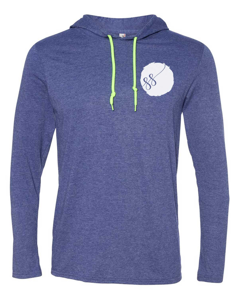Sister Shirts Logo Lightweight Hooded Tee | RTS