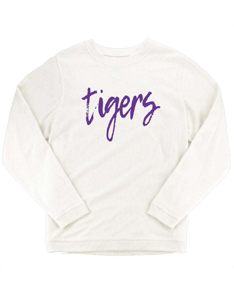 Tigers Corded Pullover