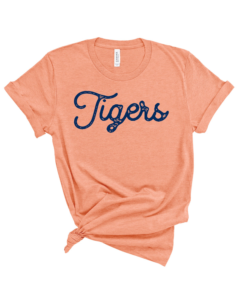 Tigers Stamped Gameday Tee | RTS