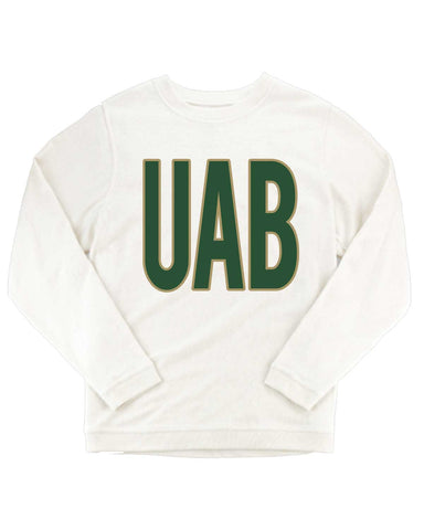 UAB Ladies Corded Pullover