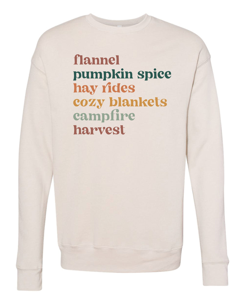 All Things Fall Pullover | Adult