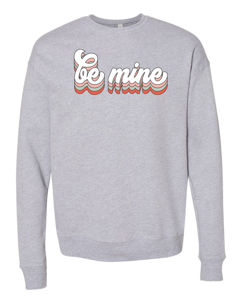 Be Mine Groovy | Pullover | Adult