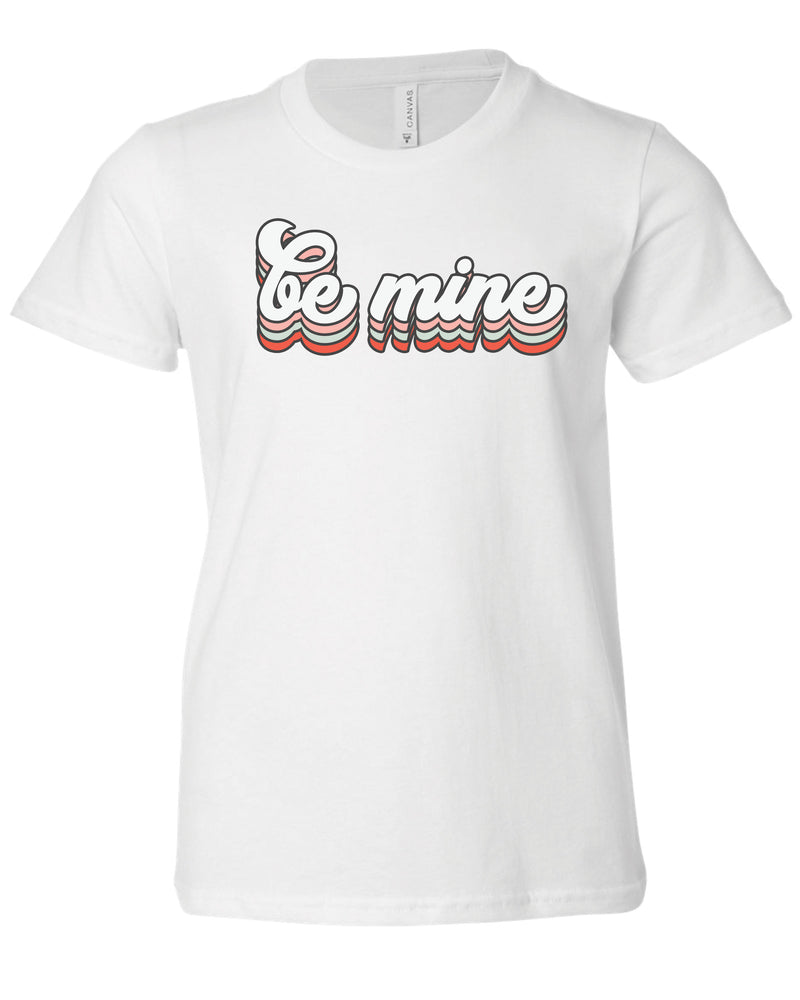 Be Mine Groovy | Tee | Kids