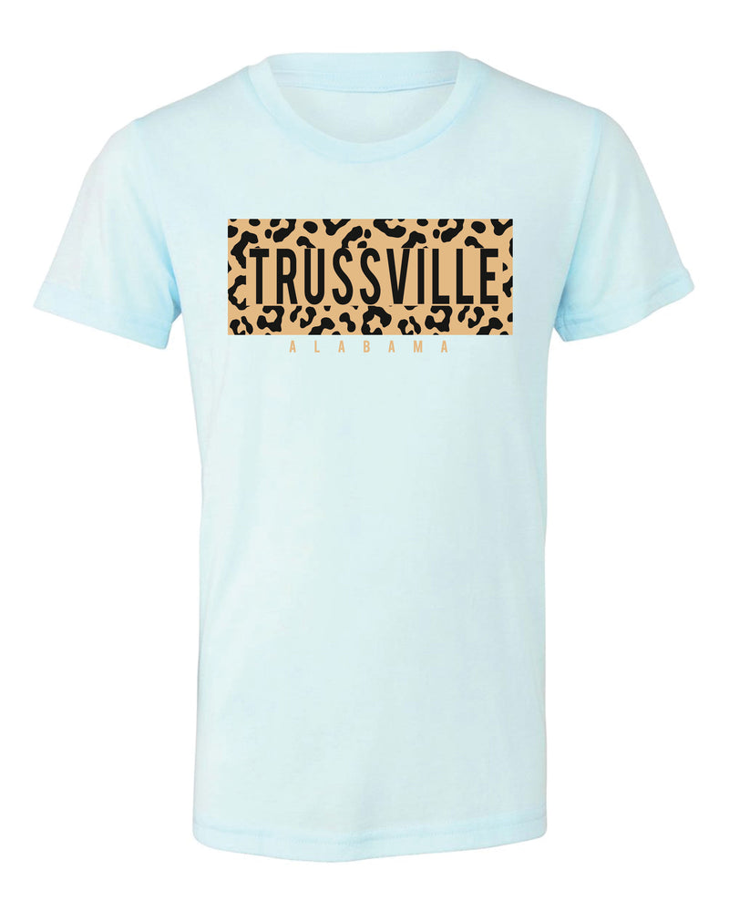 Cheetah City Tee | Kids