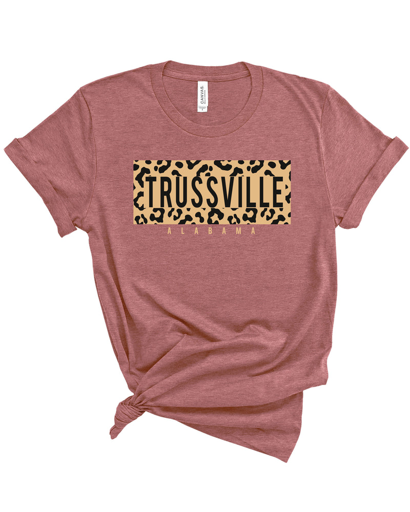 Cheetah City Tee | Adult