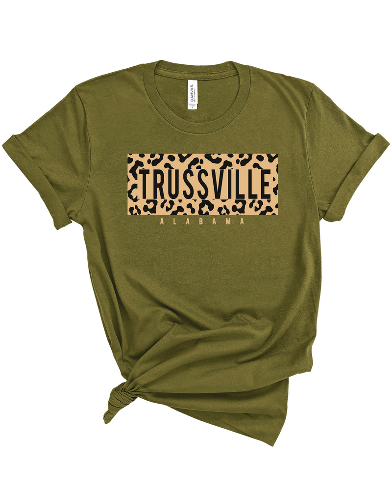 Cheetah City Tee | Adult | RTS