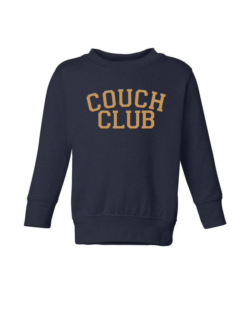 Couch Club Fleece Pullover | Kids