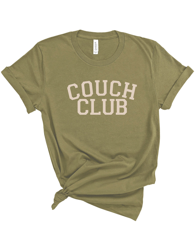 Couch Club Tee | Adult