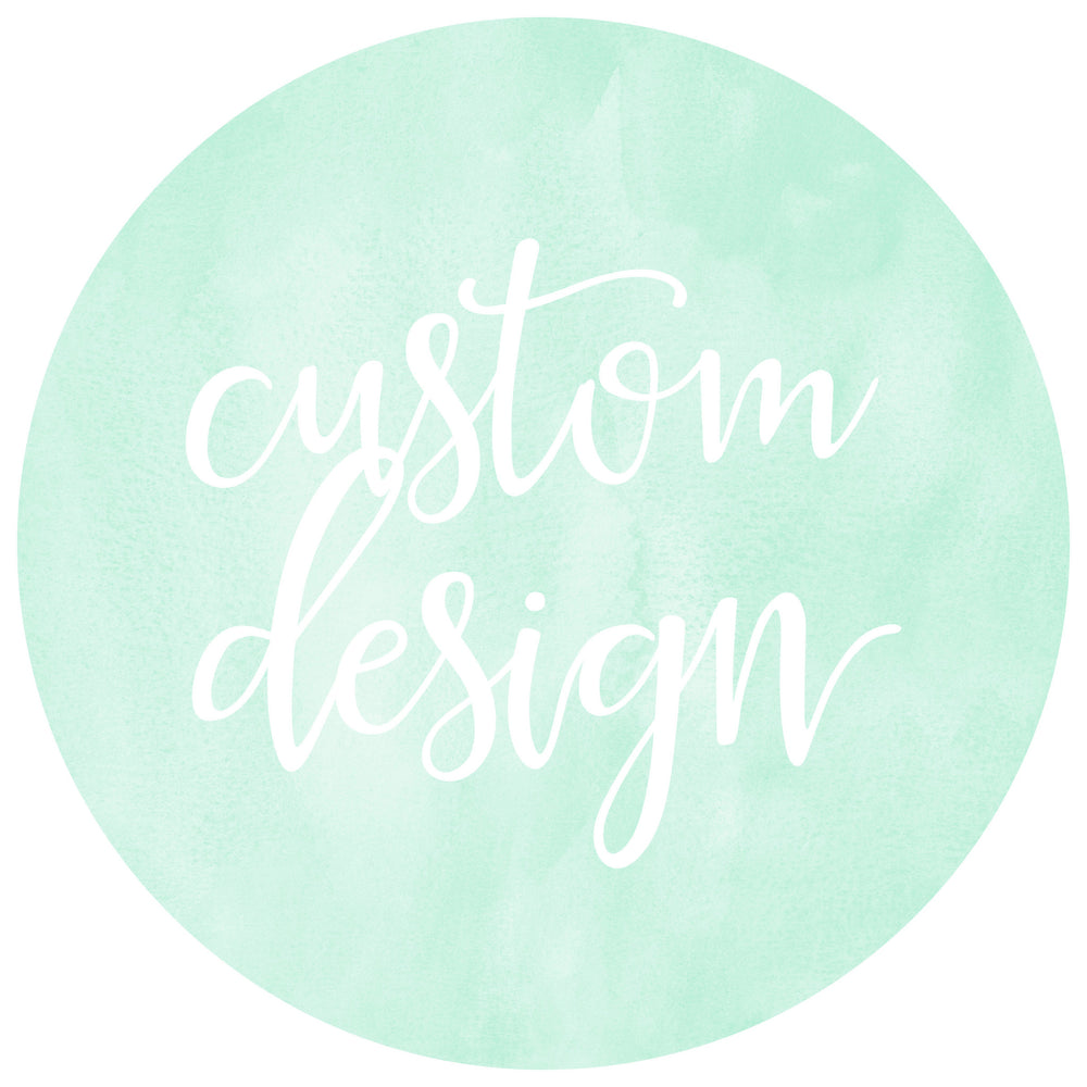 Custom Design: Text Only