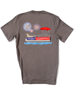 Fourth of July Fireworks Tee | Kid's