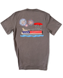 Fourth of July Fireworks Tee