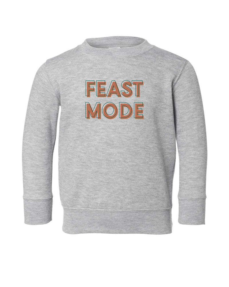 Feast Mode Fleece Pullover | Boys