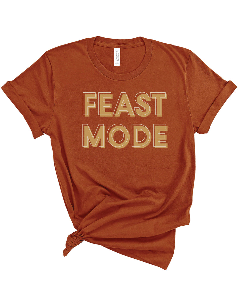 Feast Mode Tee | Adult