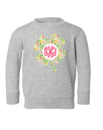 Shamrock Personalized Pullover | Kids