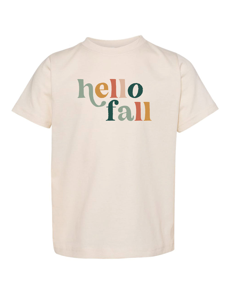 Hello Fall Tee |Kid's