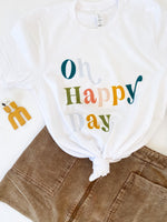 Oh Happy Day Tee | Adult | Shirt of the Month