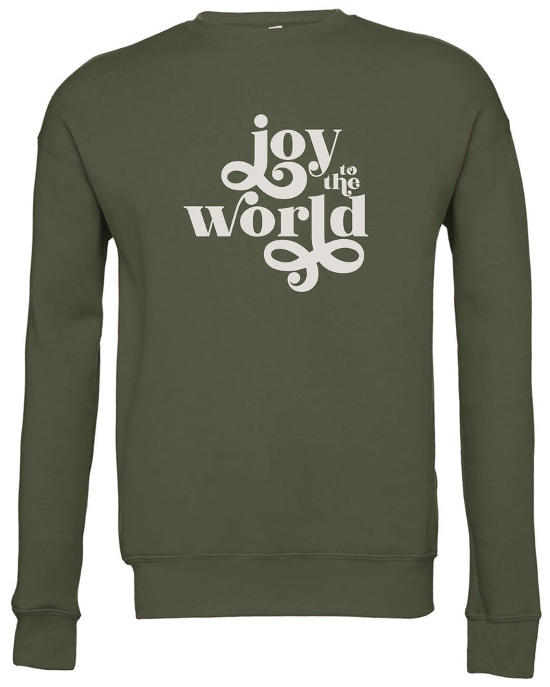 Joy To The World | Pullover | Adult