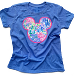 Lilly Inspired Mouse Tee | Kids | RTS