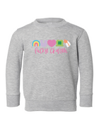 Lucky Charm Pullover | Kids