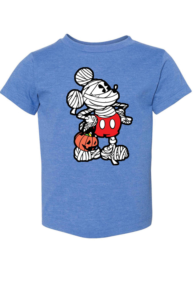 Mummy Mickey Inspired Tee | Children's