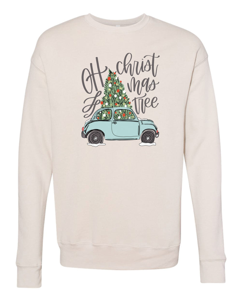 Oh Christmas Tree | Pullover | Adult