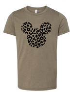 Mickey Inspired Safari Tee | Kids