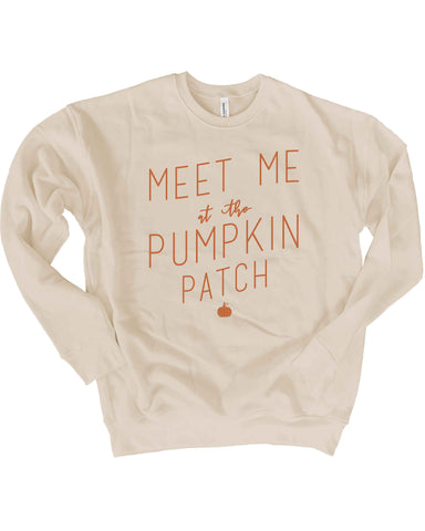 Meet Me at the Pumpkin Patch Pullover