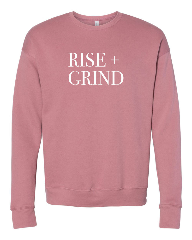 Rise + Grind Pullover