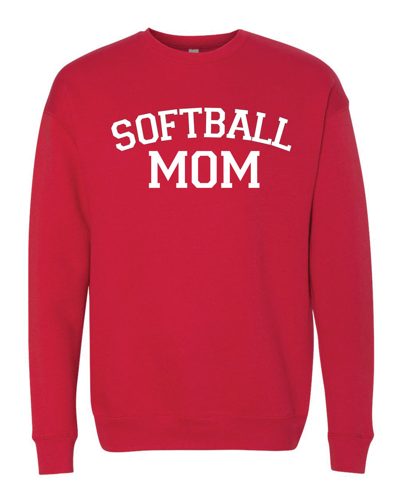 Softball Mom Pullover
