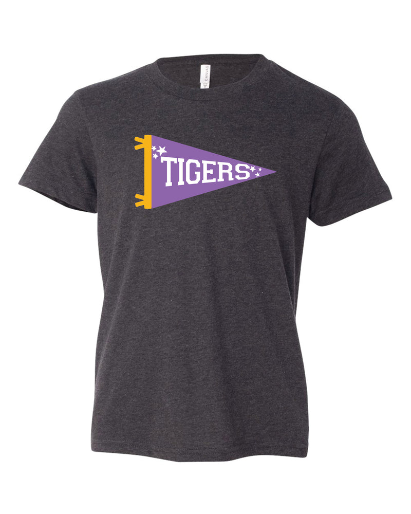 Tigers Gameday Pennant Tee | Kids