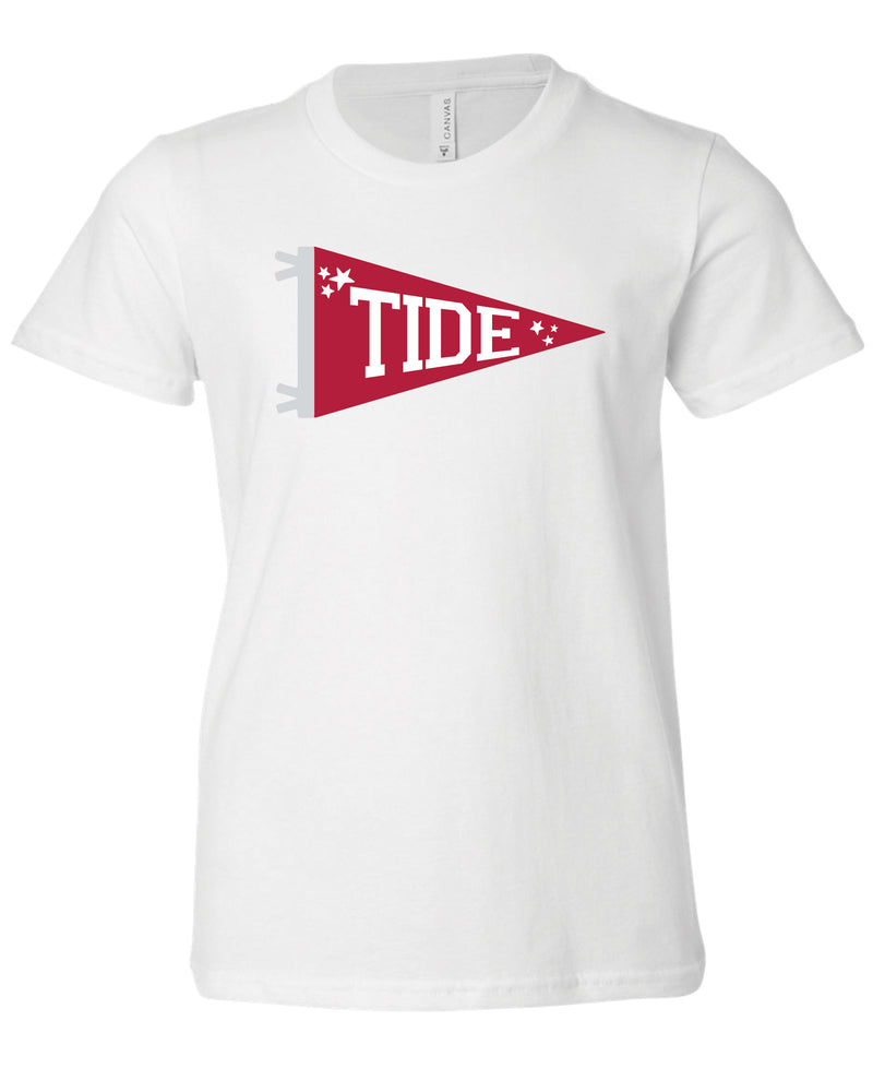 Tide Gameday Pennant | Kids