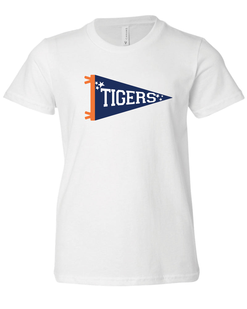 Tigers Gameday Pennant | Kids