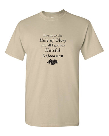 Hateful Hole T-Shirt