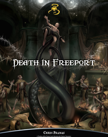 Death in Freeport (Print)