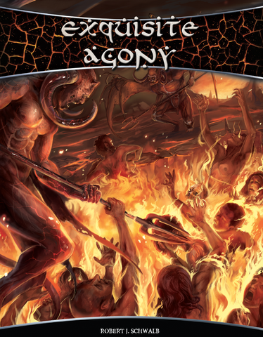 Exquisite Agony -  Schwalb Entertainment